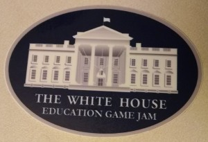 TheWhiteHouseEducationGameJamSticker
