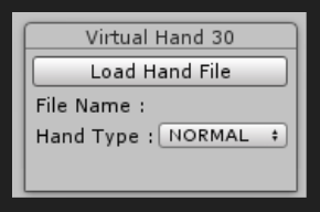 Lesson builder hand node