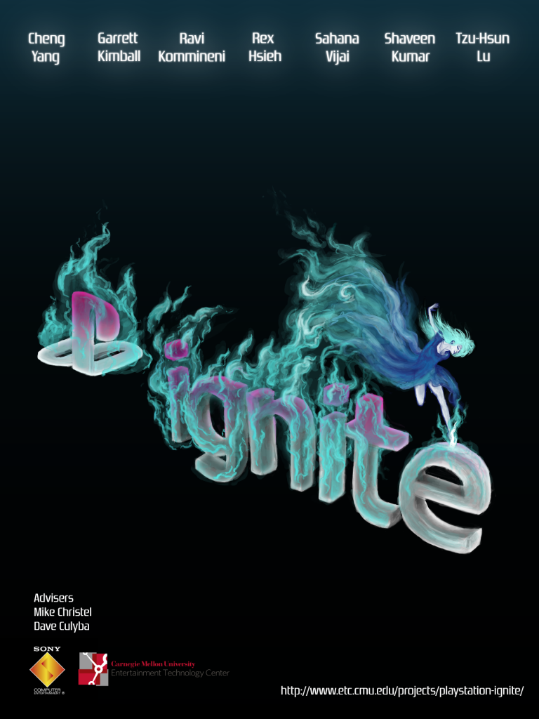 PlayStation Ignite - Poster