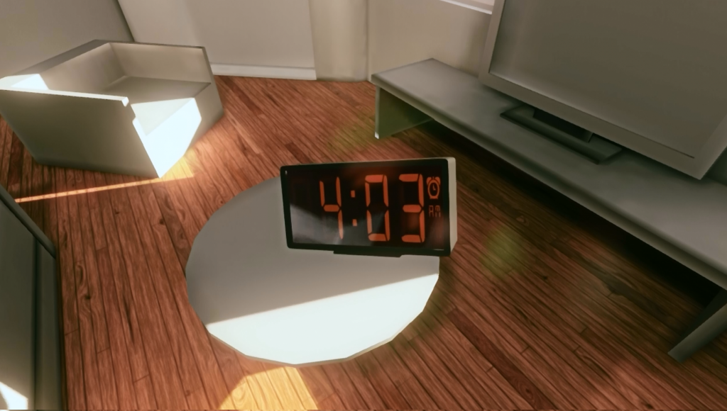 Clock Interaction