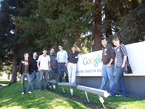Google Group Shot 2 - Sign