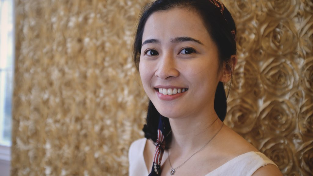 Annie (Hsiao-Ching) Huang
