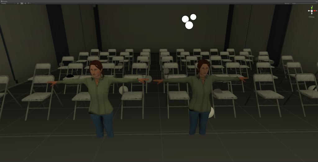 Graphics & Optimization #1: Lighting – VR-Rehearsal